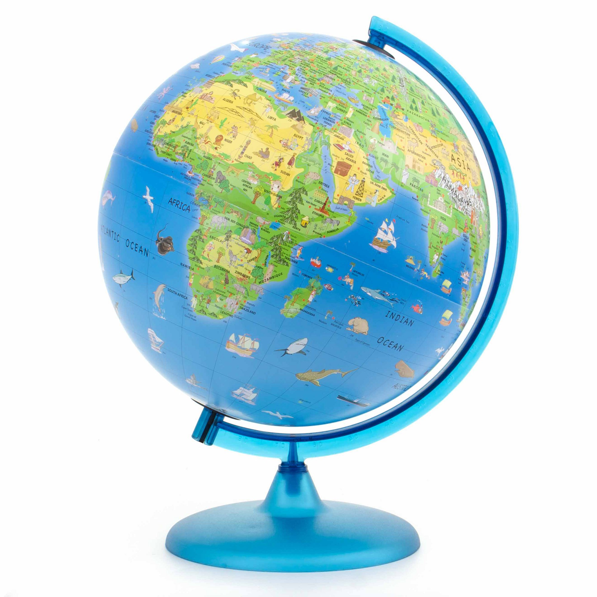 300mm Childrens World Globe