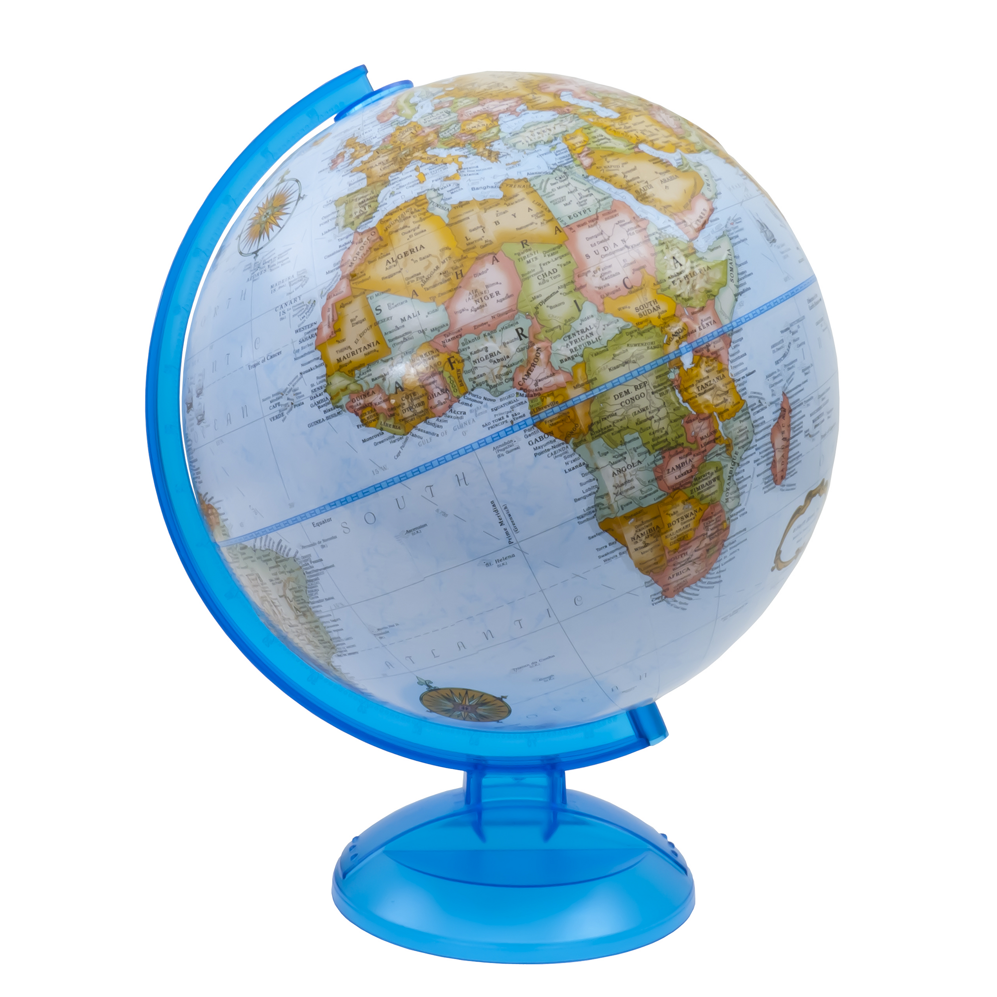 Political Relief Globe Gls Educational Supplies