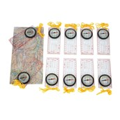 Compasses pack of 10