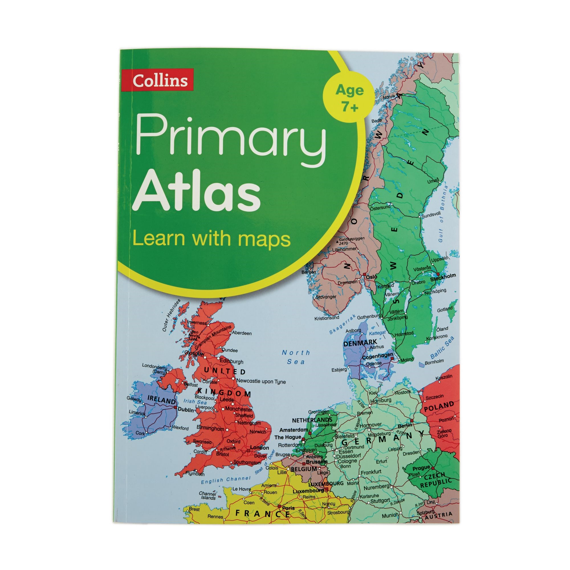 Collins Primary World Atlas Pack 5