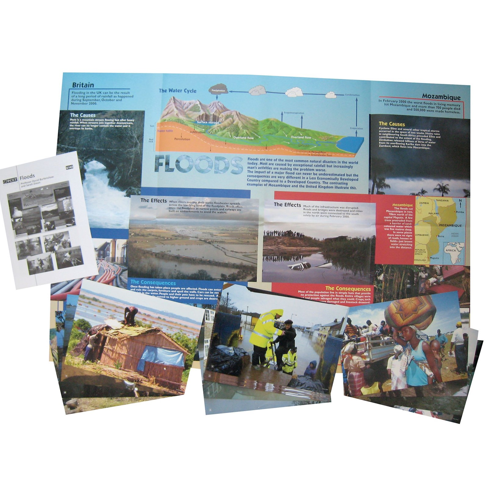 Floods Photopack and Poster Set