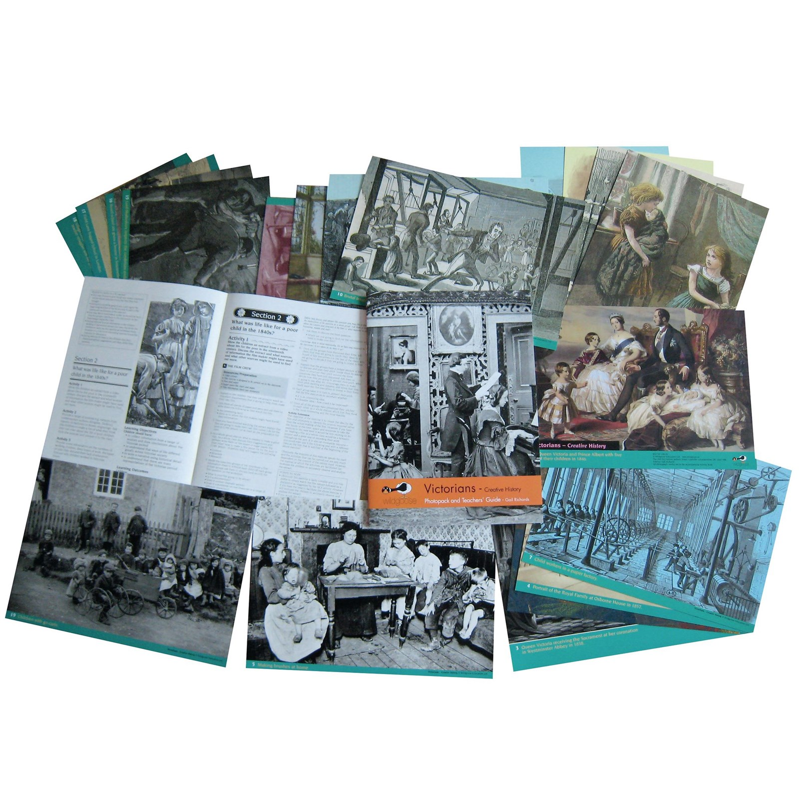 Victorian Photopack and Book