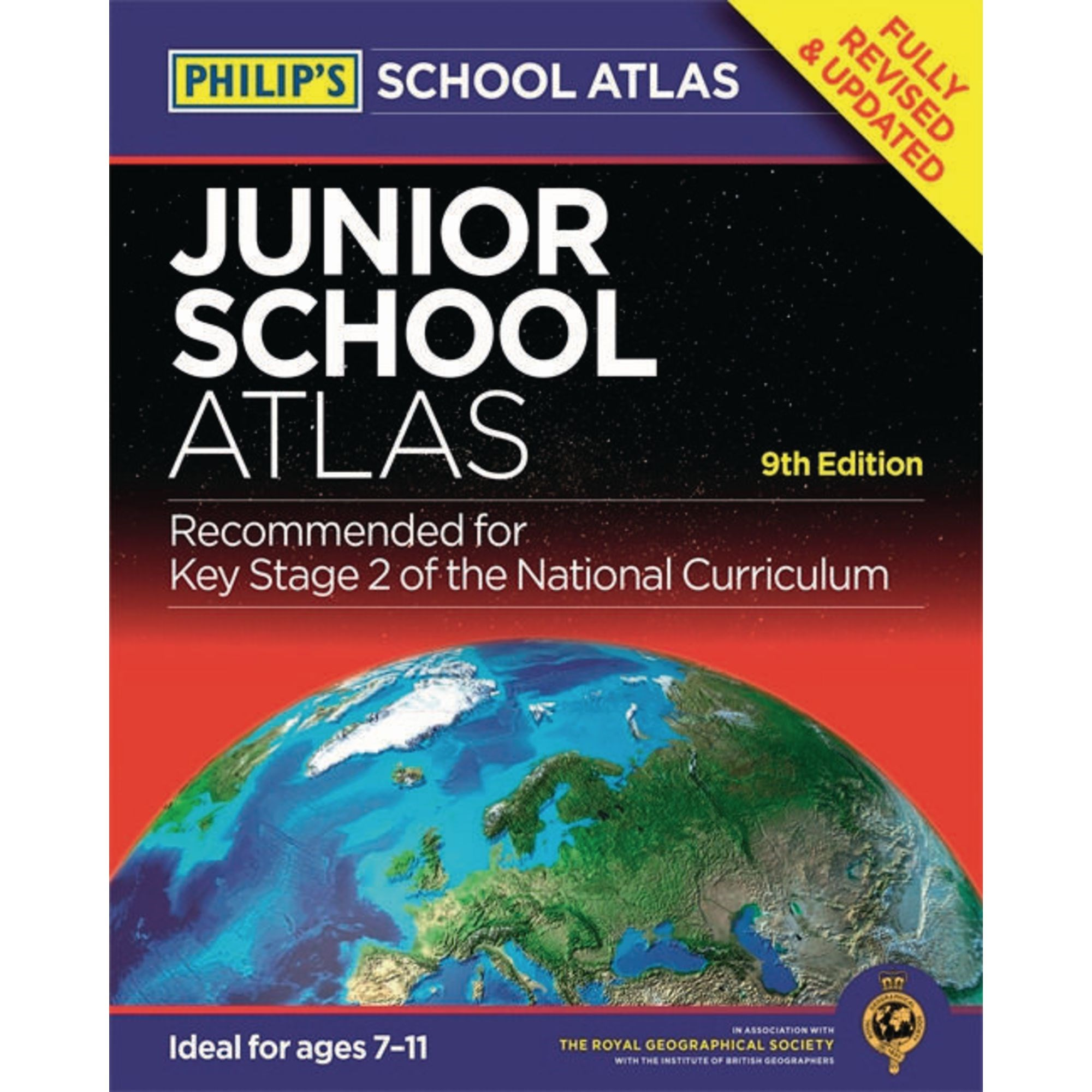 Philips Junior School Atlas P5