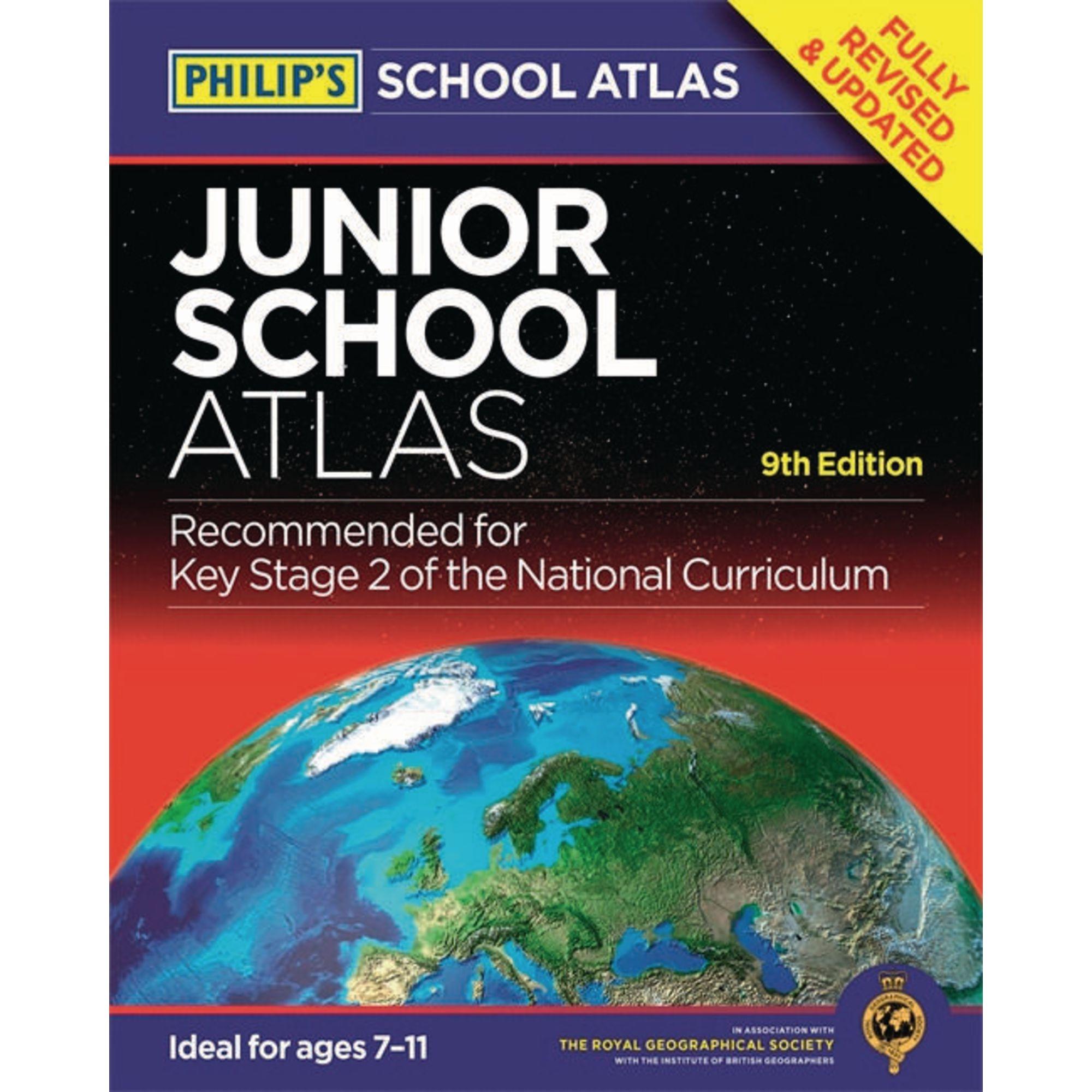 Philips Junior School Atlas Pk1