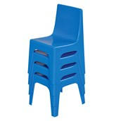 Early Years Chairs - Seat height 280mm - Blue