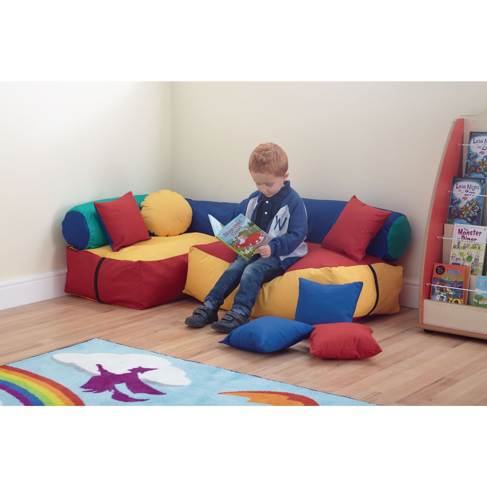 Soft Reading Corner - Bright