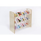 Toy Tidy Clear Trays - Special Offer