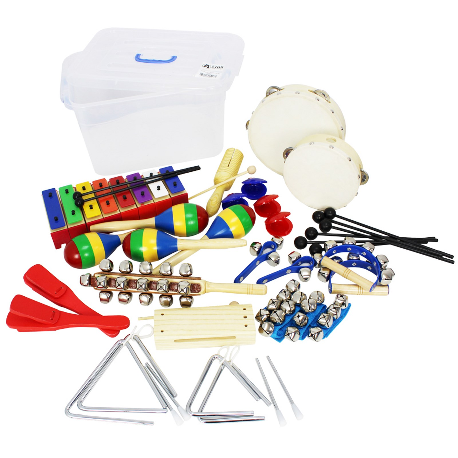 Percussion Kit  - Pack of 30