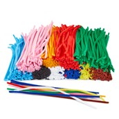 Classmates Pipe Cleaners 300mm Pack of 1000
