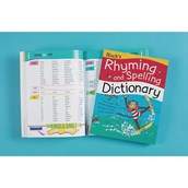 Rhyming and Spelling Dictionary Pack of 5 Pack of 5