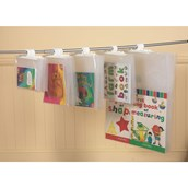 Hanging Bags 355x330mm - Pack of 10